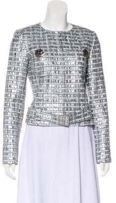 Chanel 2016 Metallic Jacket w/ Tags