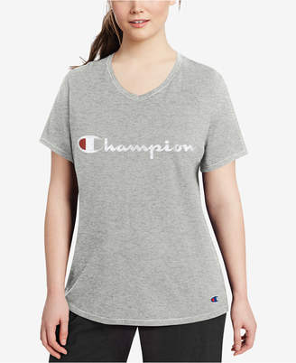 Champion Plus Size Logo T-Shirt
