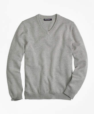 Brooks Brothers Boys V-Neck Sweater