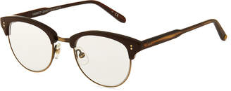 Garrett Leight Washington 46 Round Acetate Optical Glasses