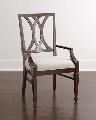 Hooker Furniture Two Cherilynn Armchairs