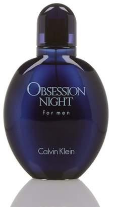 Calvin Klein Obsession Night for Men Eau de Toilette Spray - 125ml.