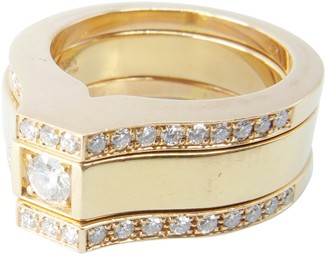 Chopard Yellow gold ring