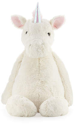 Jellycat Really Big Bashful Unicorn, Cream