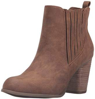 Madden-Girl Women's Dominicc Ankle Bootie