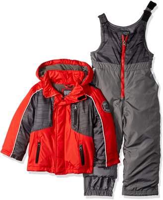 Weatherproof Little Boys' Toddler 2-Piece Snowsuit