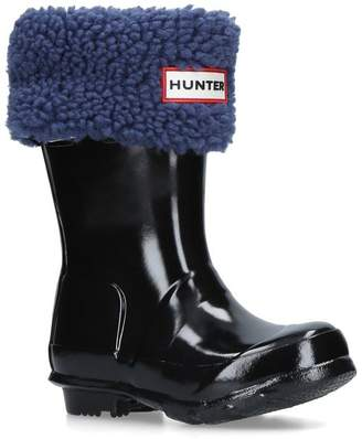 Hunter 2-in-1 Slipper Boots