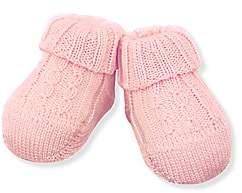 Ralph Lauren Baby's Cable-Knit Booties