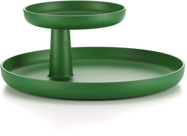 Rotary Tray, palmgrün
