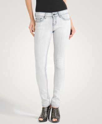 Norma Washed Skinny Jean