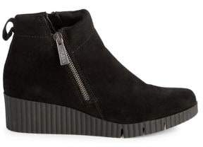 The Flexx Easy Does It Side-Zip Leather Booties