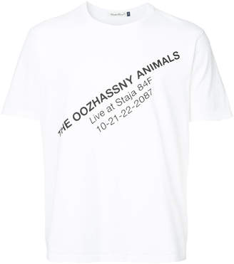 Undercover Oozhassny Animals T-shirt