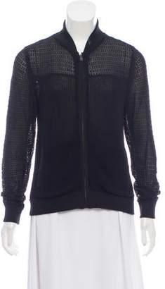 Rag & Bone Long Sleeve Knit Jacket