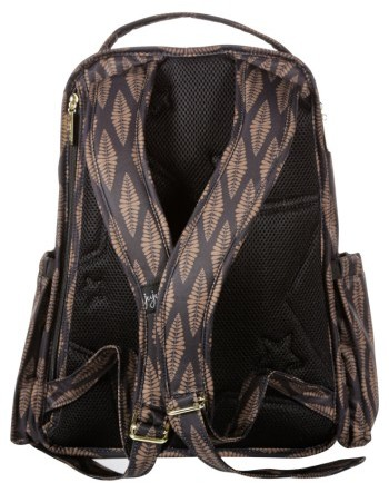 Infant Girl's Ju-Ju-Be 'Legacy - Be Right Back' Diaper Backpack - Black 3
