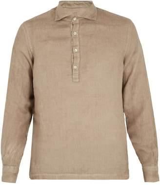 Altea Overhead linen shirt