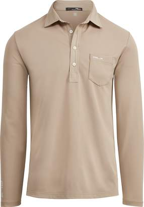 Ralph Lauren Custom Slim Long-Sleeve Polo