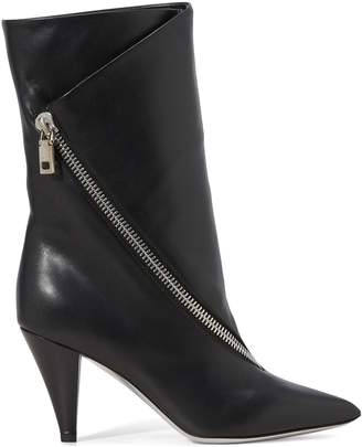 Givenchy Zippered boots