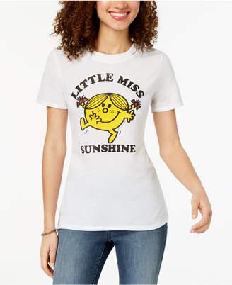 Little Miss Modern Lux Juniors' Sunshine High-Low Graphic T-Shirt