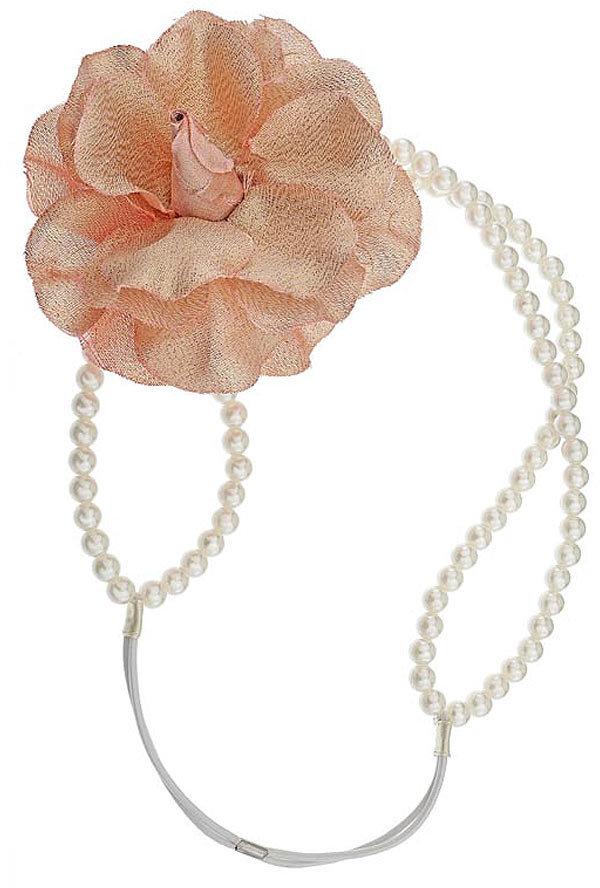 Flower Bead Headband