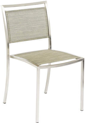 Roger Vivier R&V Living Mesh Dining Chair with Arms