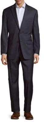 Lauren Ralph Lauren Textured Woolen Suit