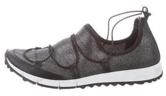 Jimmy Choo Andrea Slip-On Sneakers