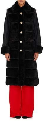 Mayle Maison Women's Faux-Fur Coat