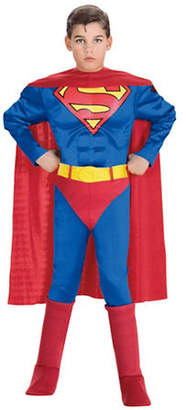 Rubie's Costume Co RUBIE'S COSTUMES Superman Deluxe Muscle Chest Child