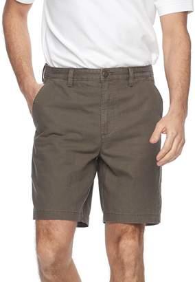 Croft & Barrow Men's Classic-Fit Linen-Blend Shorts