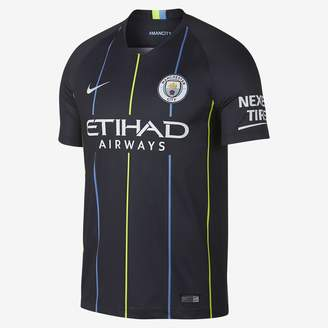 Nike 2018/19 Manchester City FC Stadium Away Men's Soccer Jersey