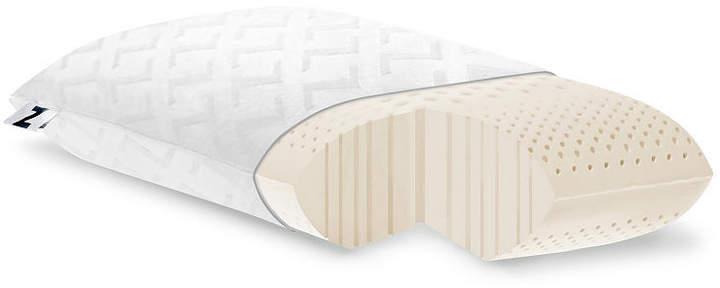 Z Zoned Memory Foam Pillow - High Loft Plush