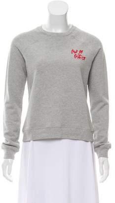 Rebecca Minkoff Long Sleeve Knit Sweatshirt