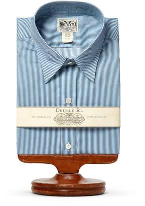 Ralph Lauren Eli Striped Cotton Dress Shirt