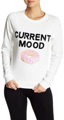 Bow & Drape Current Mood Donut Sweatshirt