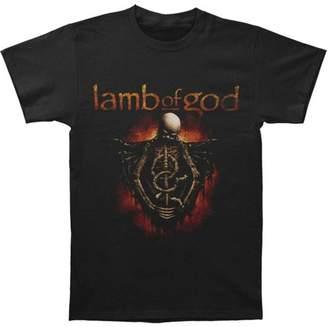 Lamb Of God Men's Torso T-shirt Black