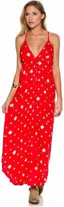 Billabong Dont Mind Maxi Dress $59.95 thestylecure.com