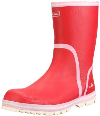 Viking NEW SPLASH Rubber Boots Girls Red Size: 11 ( EU)