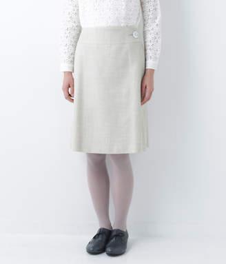 Sally Scott (サリー・スコット) - Sally Scott シャンブレーツイード Aラインスカート/セットアップ