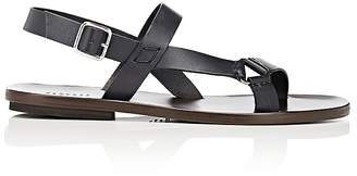 Barneys New York Men's Slingback-Strap Sandals