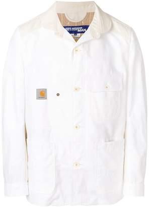 Junya Watanabe boxy shirt jacket