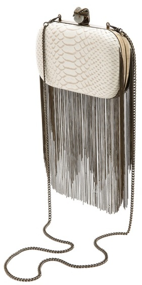 House Of Harlow Jade Clutch