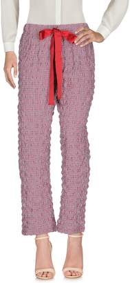 Rose' A Pois Casual pants