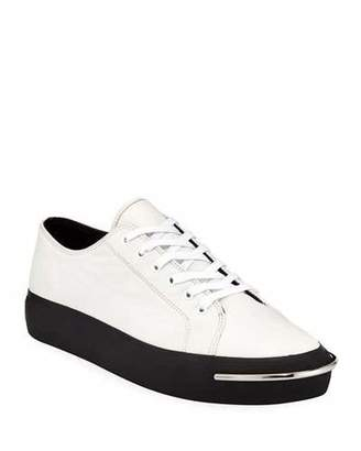 Alexander Wang Pia Bar-Toe Low-Top Sneakers