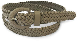 Fashion Focus Braided Wrapped Belt