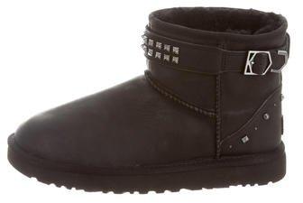 UGGUGG Australia Neva Deco Swarovski Ankle Boots