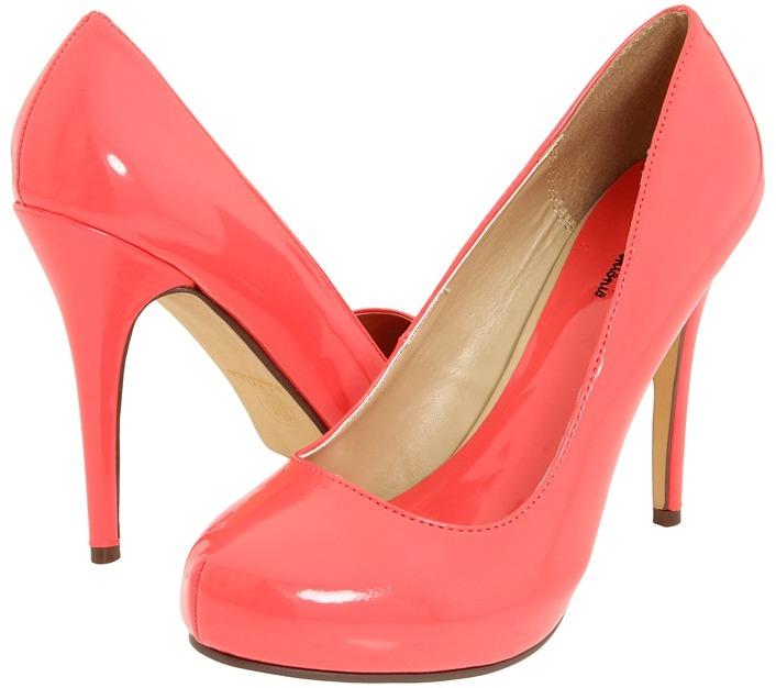 Michael Antonio Loveme - Patent (Coral) - Footwear