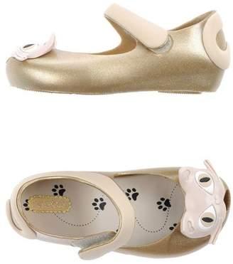 Mini Melissa Ballet flats