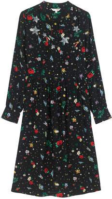Cath Kidston Fearne Printed Midi Dress