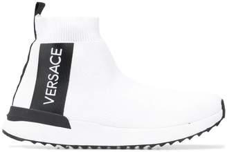 Versace sock sneakers