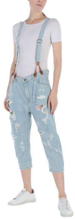 SHOP ★ ART Denim trousers
